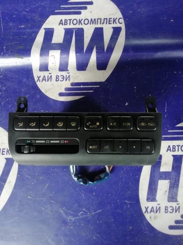 Климат-контроль Toyota Corona ST191 3S 1995 (б/у)