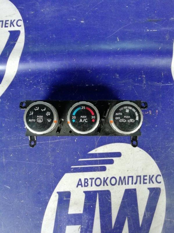 Климат-контроль Nissan Wingroad WFY11 QG15 2000 (б/у)