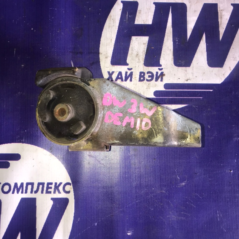 Подушка двс Mazda Demio DW3W B3 2000 правая (б/у)