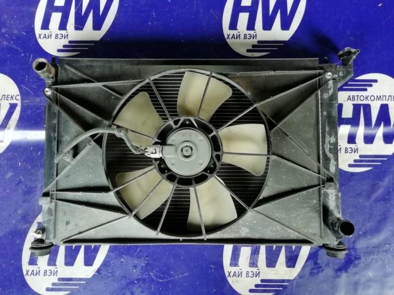 Радиатор Toyota Wish ZNE10 1ZZ 2003 (б/у)