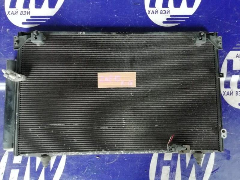 Радиатор кондиционера Toyota Wish ZNE10 1ZZ 2003 (б/у)