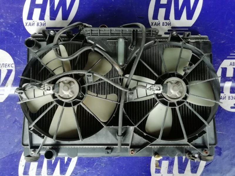 Радиатор Toyota Altezza SXE10 3SGE (б/у)