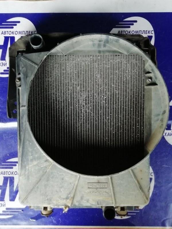 Радиатор Mitsubishi Canter FB511B 4M40 (б/у)