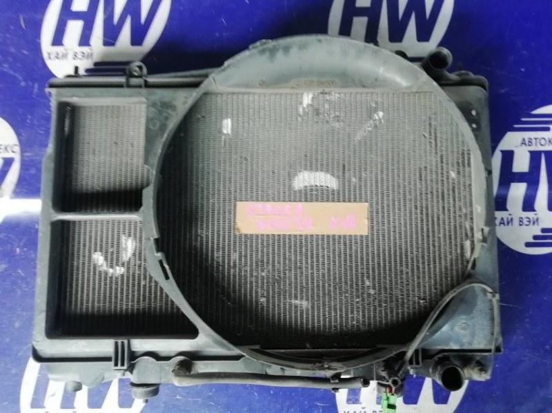 Радиатор Nissan Stagea WGC34 RB25DE (б/у)