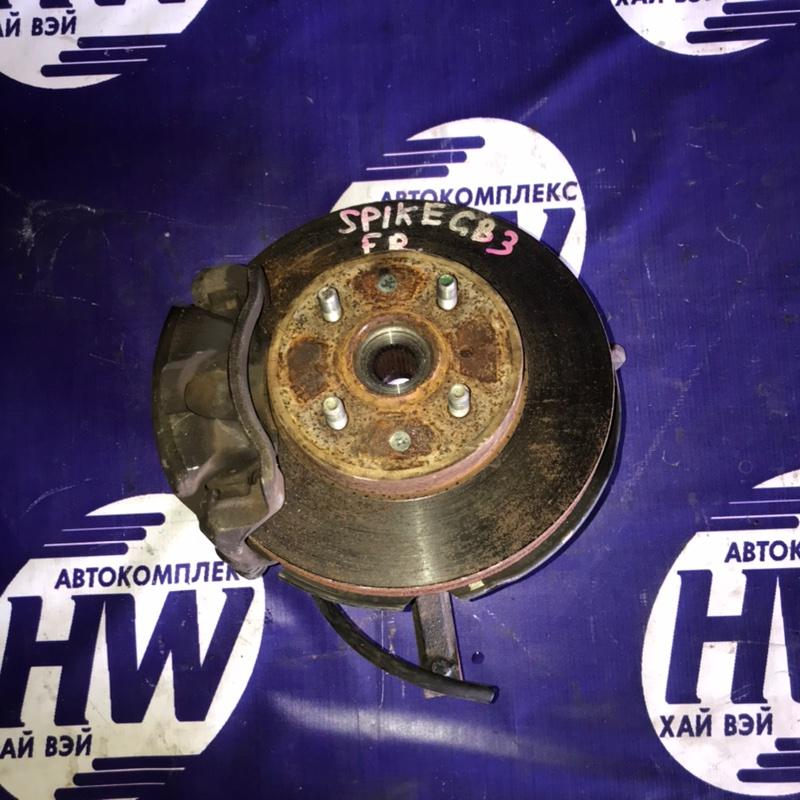 Ступица Honda Freed Spike GB3 L15A передняя правая (б/у)