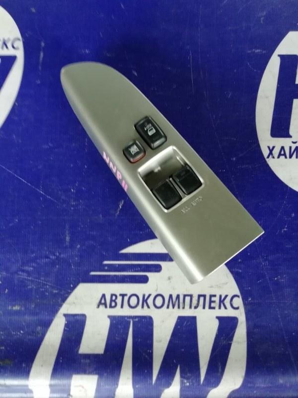 Блок упр. стеклоподъемниками Toyota Porte NNP11 1NZ правый (б/у)