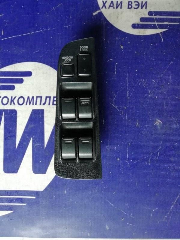 Блок упр. стеклоподъемниками Toyota Corona ST190 4S 1995 передний правый (б/у)