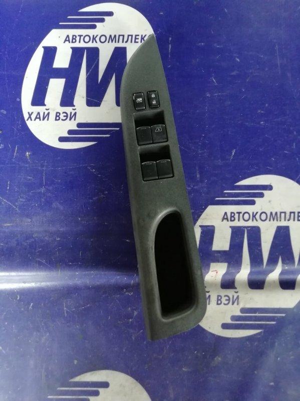 Блок упр. стеклоподъемниками Nissan March K13 HR12 передний правый (б/у)