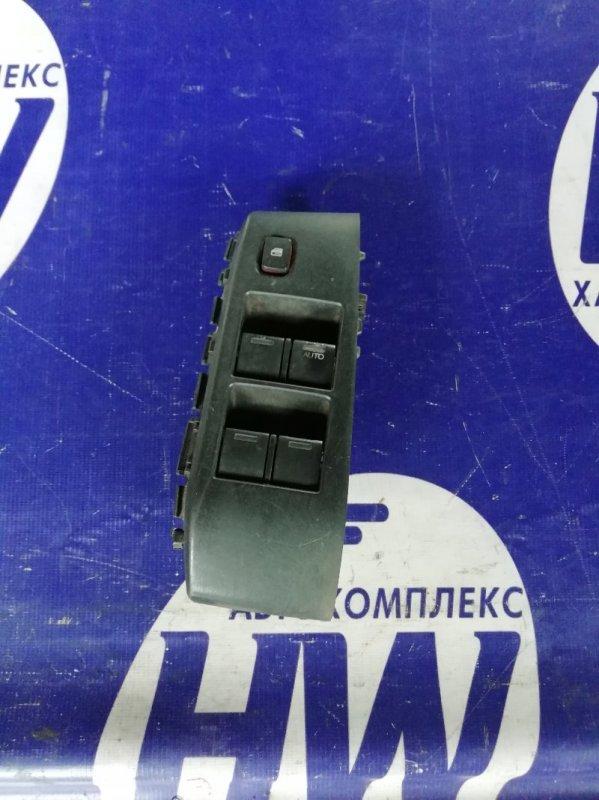 Блок упр. стеклоподъемниками Honda Fit GE6 L13A 2011 передний правый (б/у)