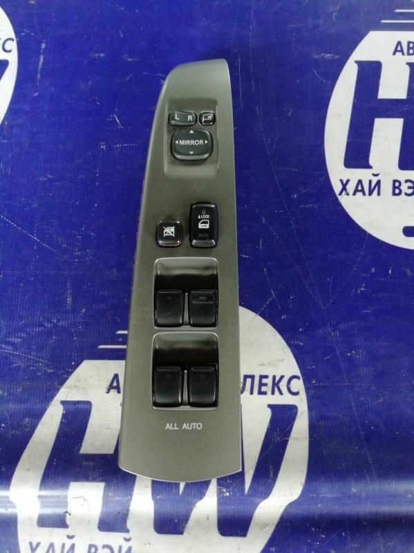 Блок упр. стеклоподъемниками Toyota Prius NHW20 1NZFXE 2007 передний правый (б/у)
