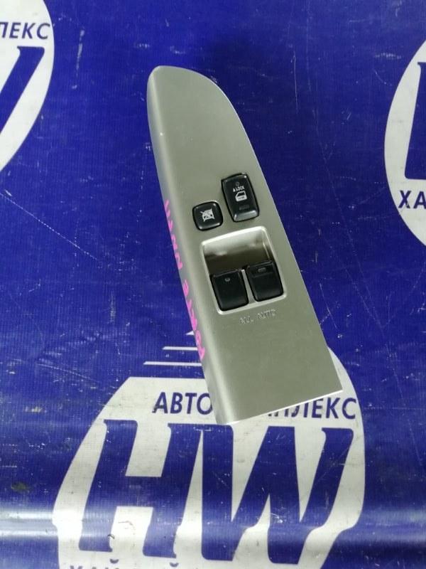 Блок упр. стеклоподъемниками Toyota Porte NNP11 1NZ передний правый (б/у)