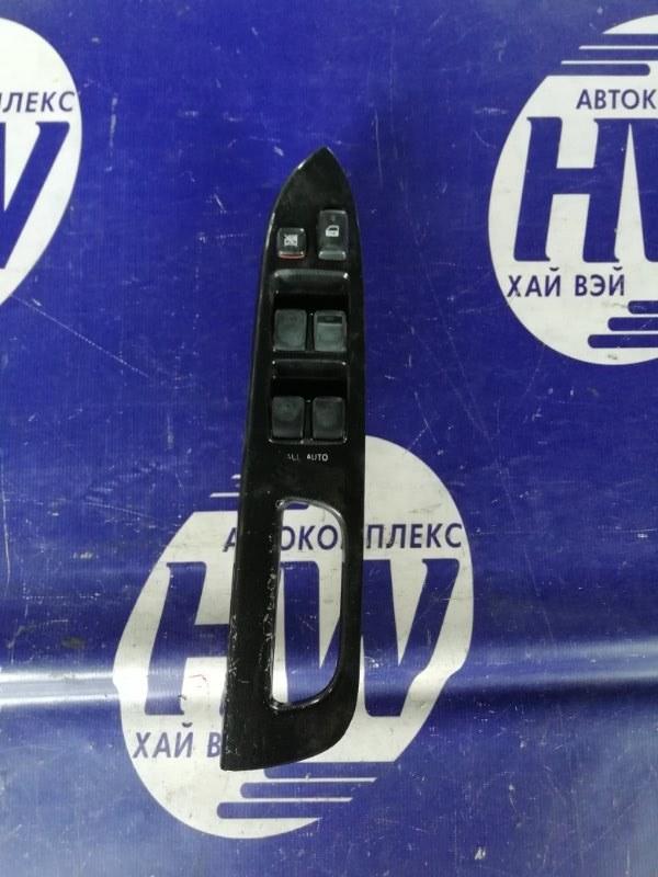 Блок упр. стеклоподъемниками Toyota Wish ZNE10 1ZZ 2003 передний правый (б/у)