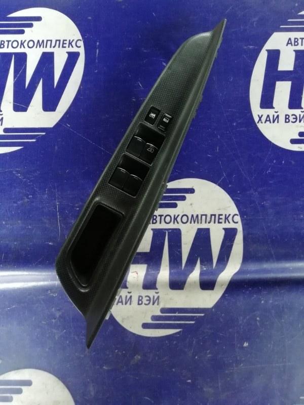 Блок упр. стеклоподъемниками Nissan Wingroad Y12 HR15 передний правый (б/у)