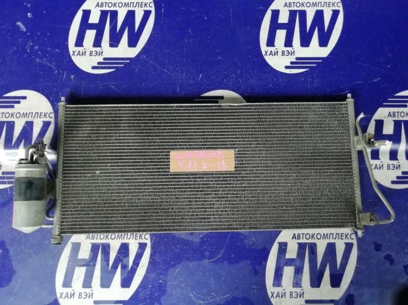 Радиатор кондиционера Nissan Wingroad WFY11 QG15 2003 (б/у)