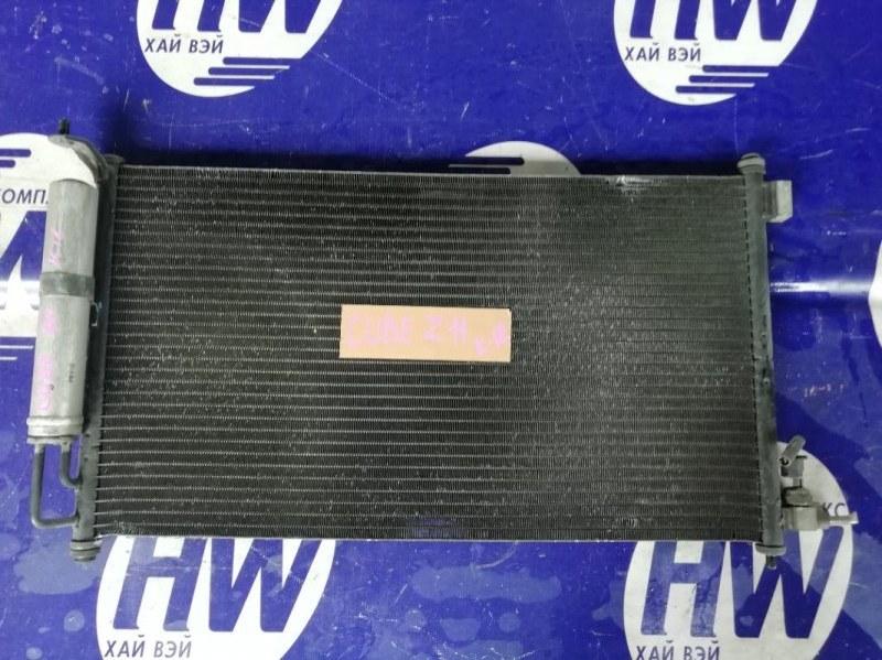 Радиатор кондиционера Nissan Cube BZ11 CR14 (б/у)