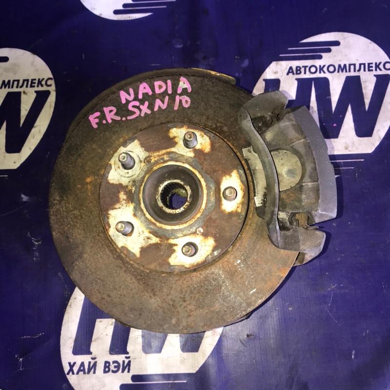 Ступица Toyota Nadia SXN10 3SFSE передняя правая (б/у)