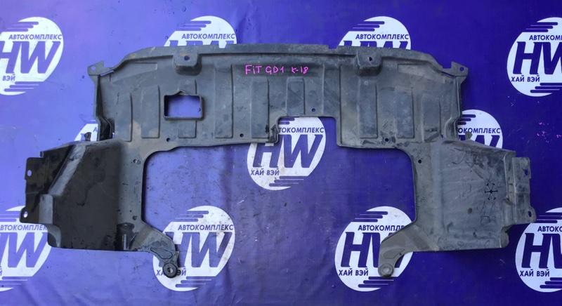 Защита двигателя Honda Fit GD1 L13A 2004 (б/у)