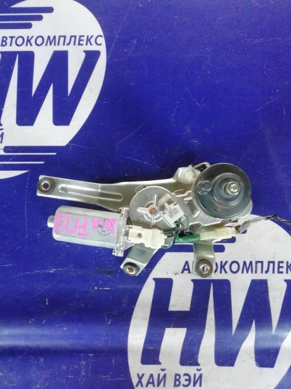 Моторчик заднего дворника Honda Civic EU1 D15B (б/у)