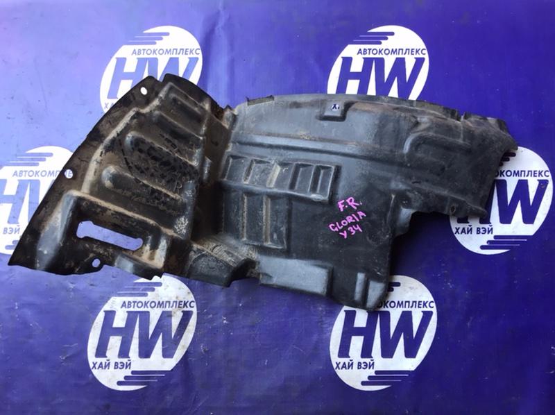 Подкрылок Nissan Gloria HY34 VQ30 передний правый (б/у)