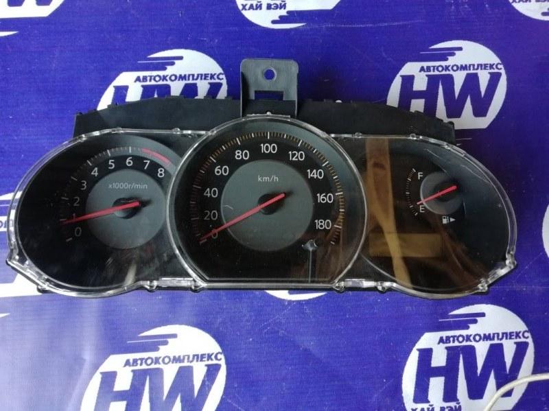 Панель приборов Nissan Tiida C11 HR15 (б/у)