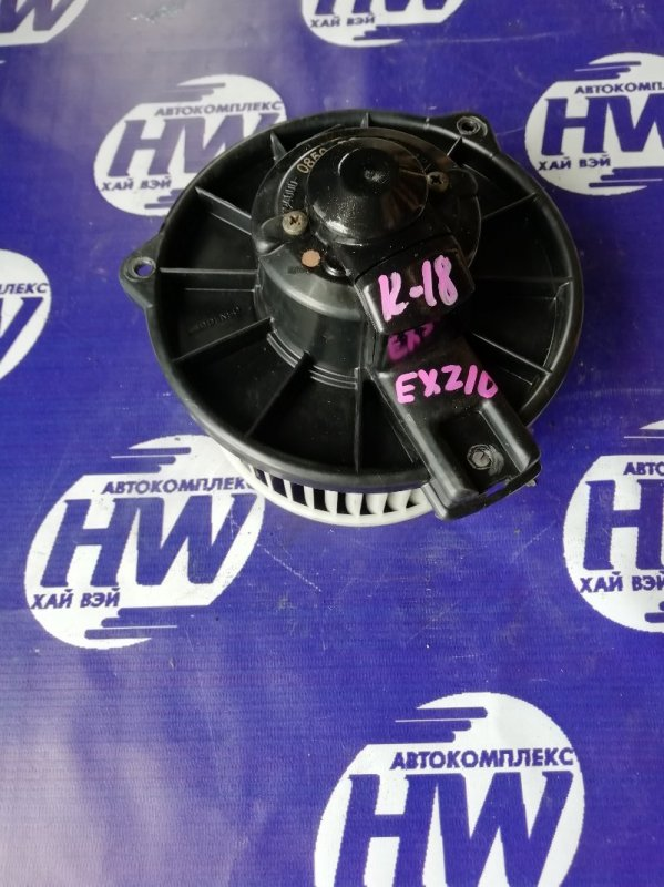 Мотор печки Toyota Raum EXZ10 5E (б/у)