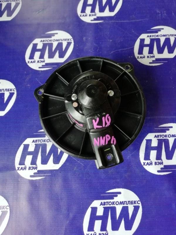 Мотор печки Toyota Porte NNP11 1NZ (б/у)