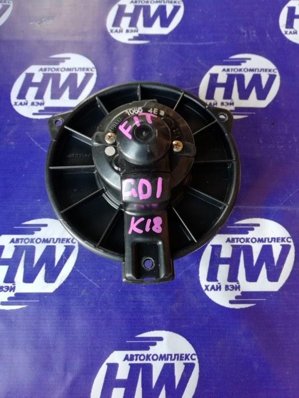 Мотор печки Honda Fit GD1 L13A 2001 (б/у)