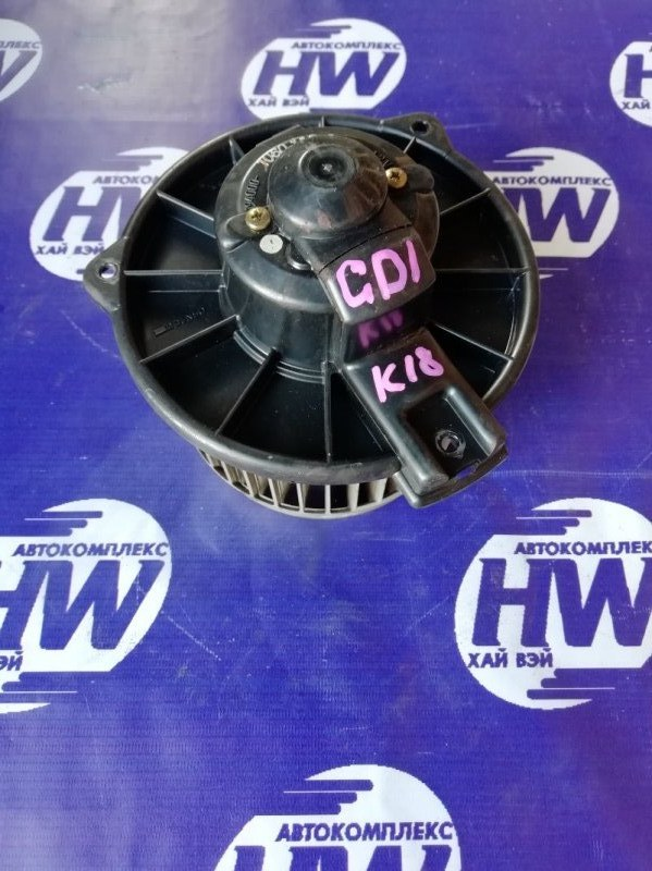 Мотор печки Honda Fit GD1 L13A 2002 (б/у)