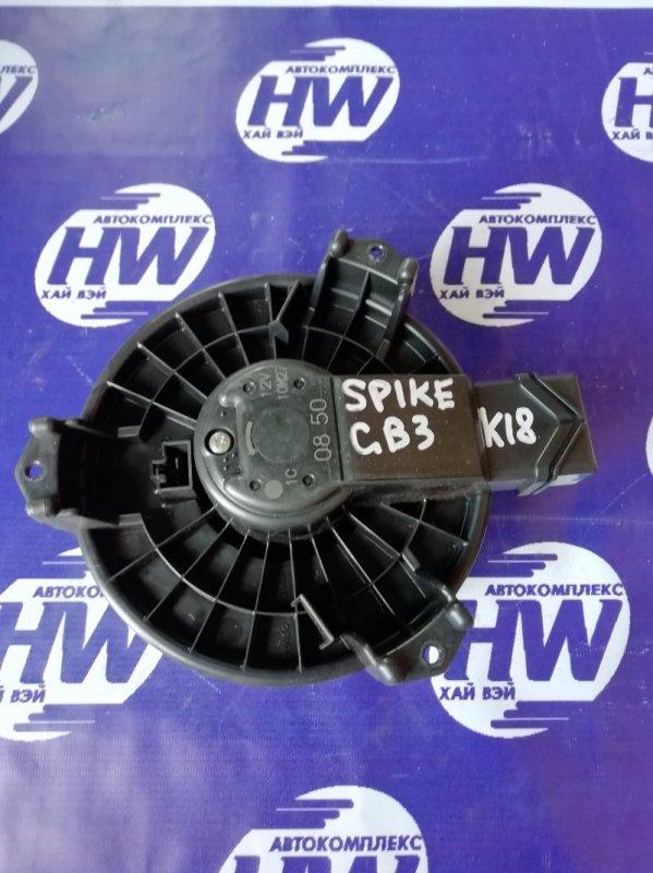 Мотор печки Honda Freed Spike GB3 L15A 2011 (б/у)