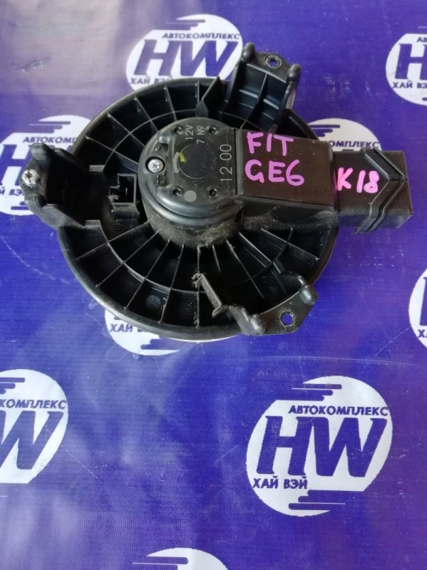 Мотор печки Honda Fit GE6 L13A 2011 (б/у)