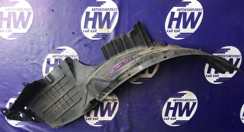 Подкрылок Honda Hr-V GH3 D16A 2003 передний левый (б/у)