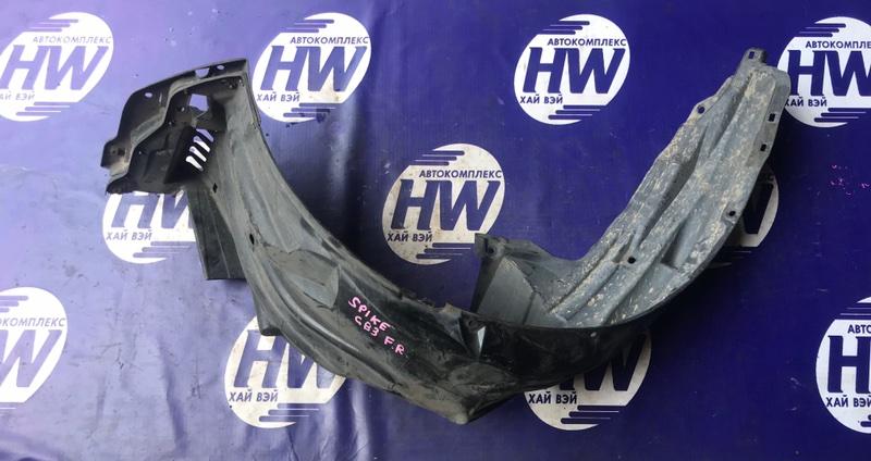 Подкрылок Honda Freed Spike GB3 L15A 2011 передний правый (б/у)