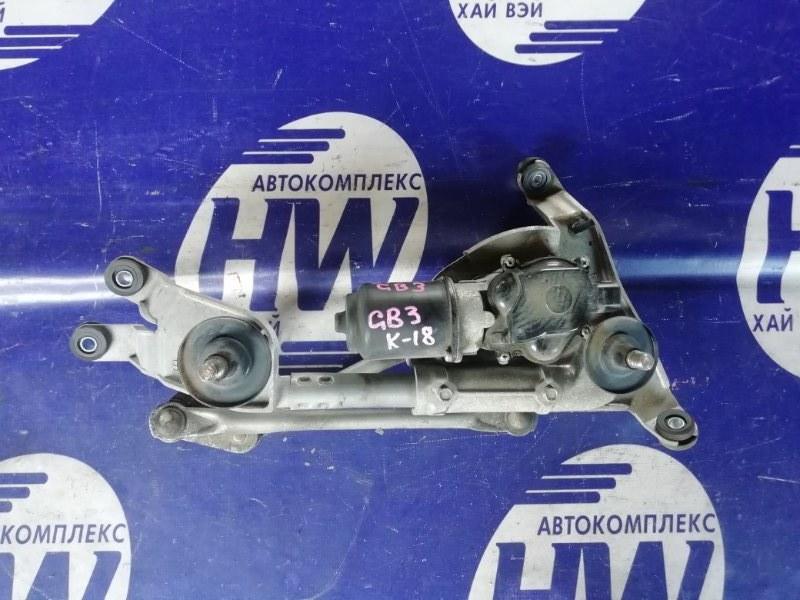 Трапеция дворников Honda Freed Spike GB3 L15A 2011 (б/у)