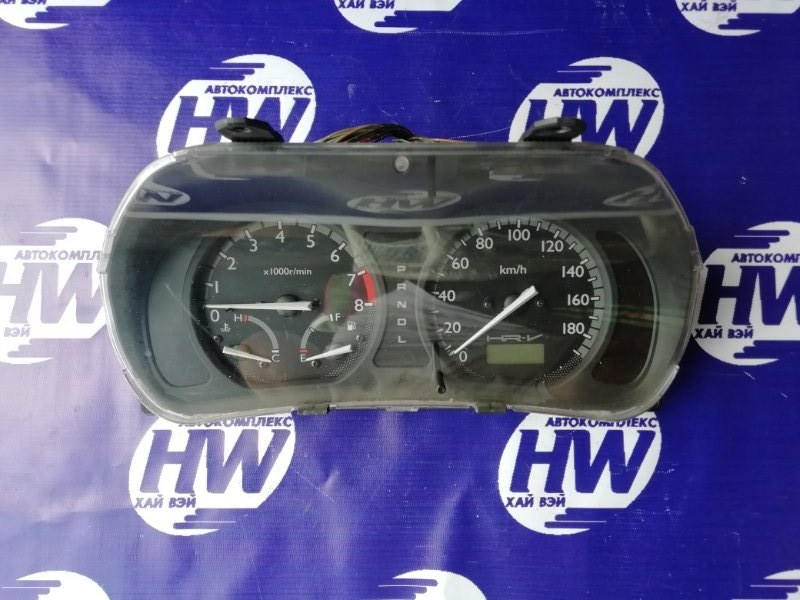 Панель приборов Honda Hr-V GH3 D16A 2003 (б/у)