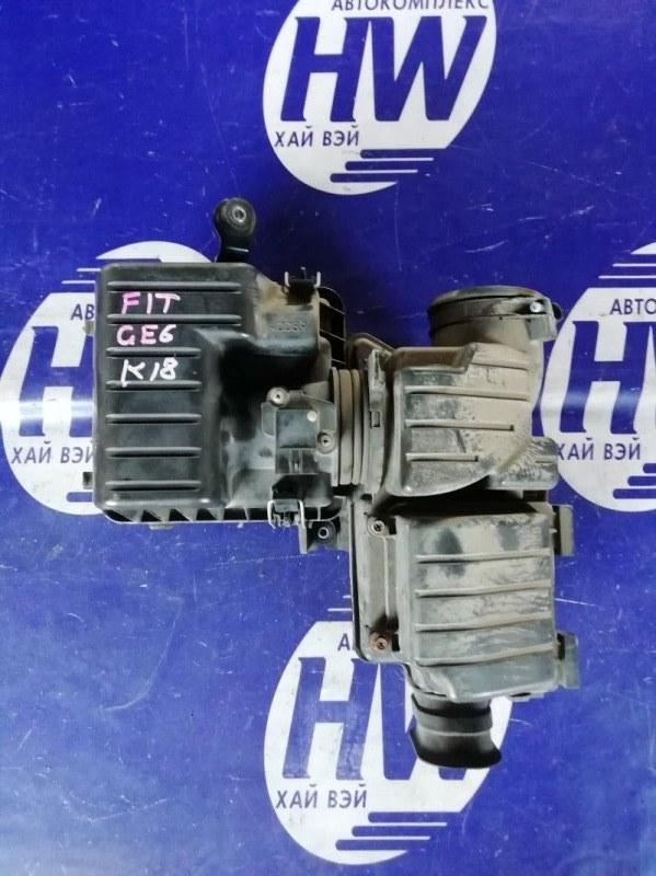 Корпус воздушного фильтра Honda Fit GE6 L13A 2011 (б/у)