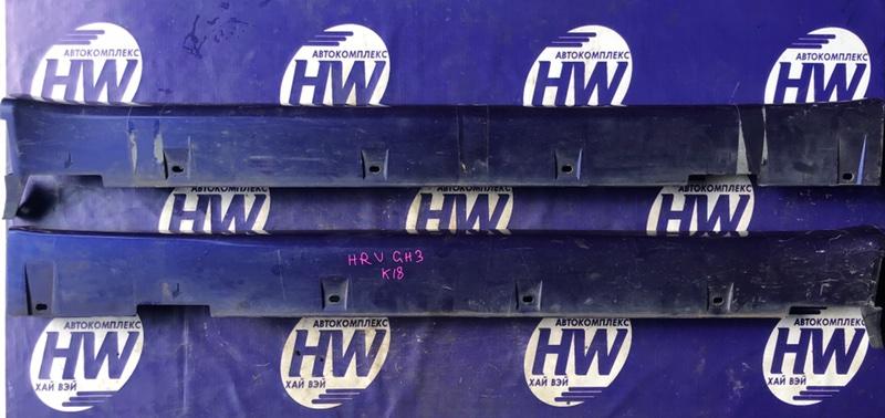 Порог Honda Hr-V GH3 D16A 2003 (б/у)