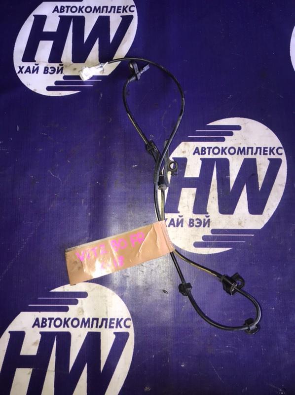 Датчик abs Toyota Vitz KSP90 1KR передний правый (б/у)