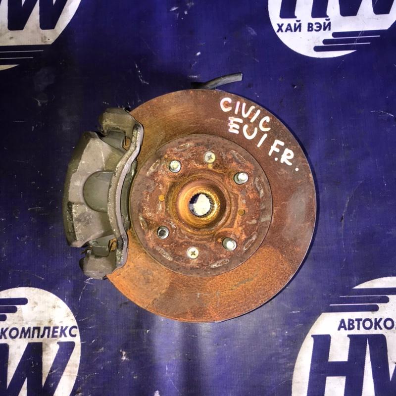 Ступица Honda Civic EU1 D15B передняя правая (б/у)