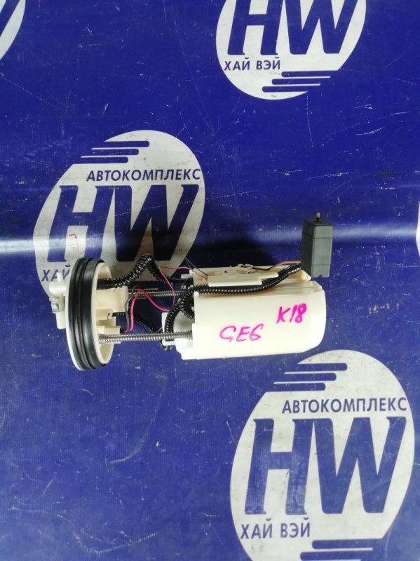 Бензонасос Honda Fit GE6 L13A 2011 (б/у)
