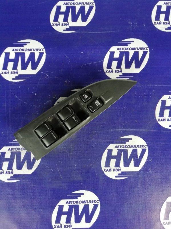 Блок упр. стеклоподъемниками Nissan Wingroad WFY11 QG15 передний правый (б/у)