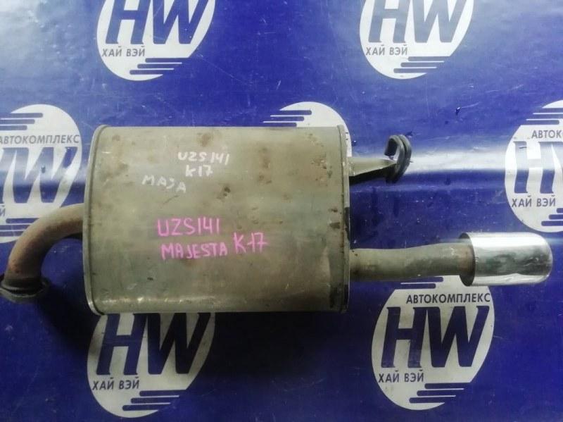 Глушитель Toyota Crown Majesta UZS141 1UZ (б/у)