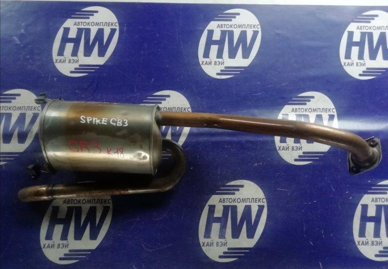 Глушитель Honda Freed Spike GB3 L15A 2011 (б/у)
