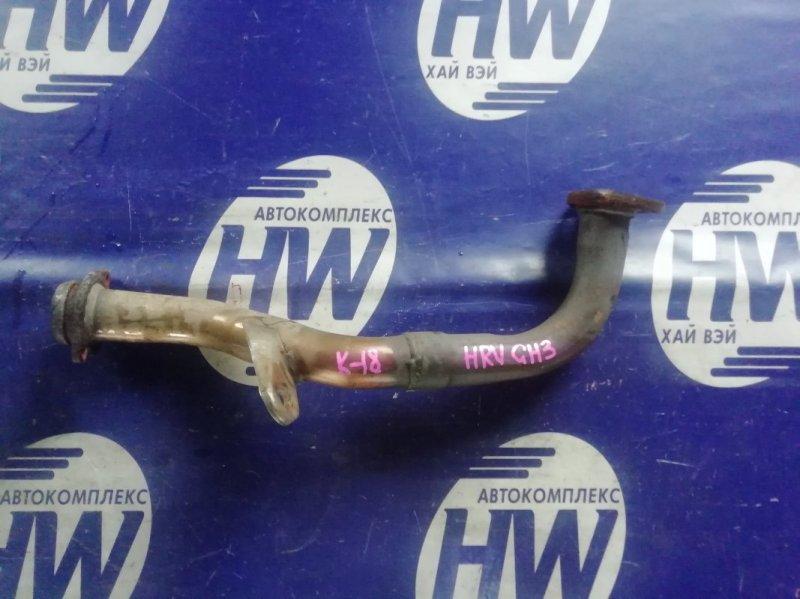 Глушитель Honda Hr-V GH3 D16A 2003 (б/у)