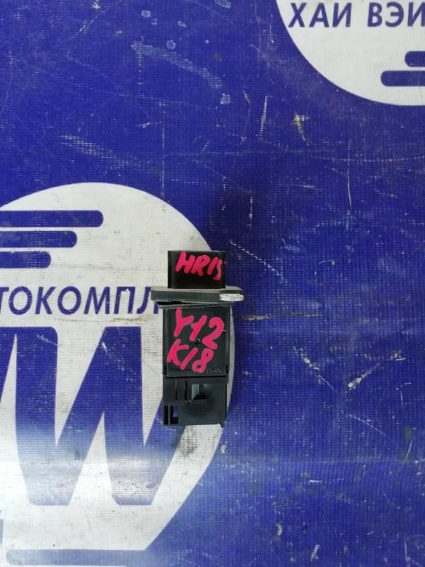 Датчик расхода воздуха Nissan Wingroad Y12 HR15 (б/у)