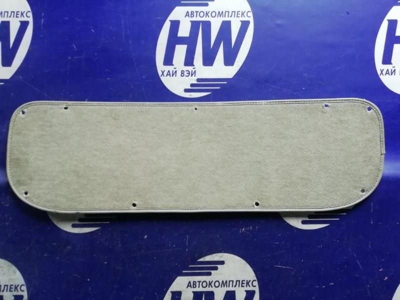 Обшивка двери багажника Toyota Porte NNP11 1NZ (б/у)