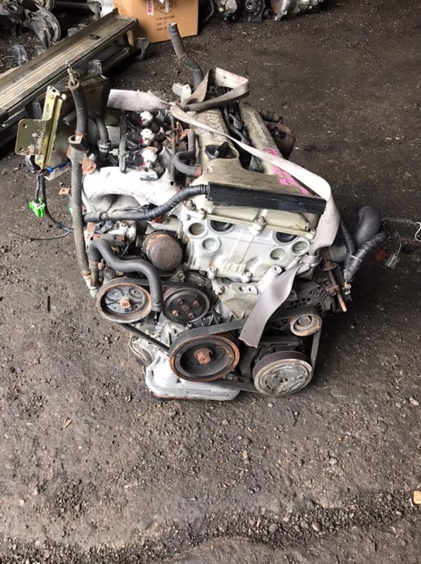 Двигатель Nissan Bluebird EU13 SR18 (б/у)