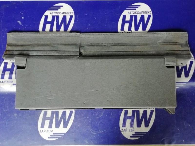 Шторка багажника Toyota Prius NHW20 1NZFXE 2007 (б/у)