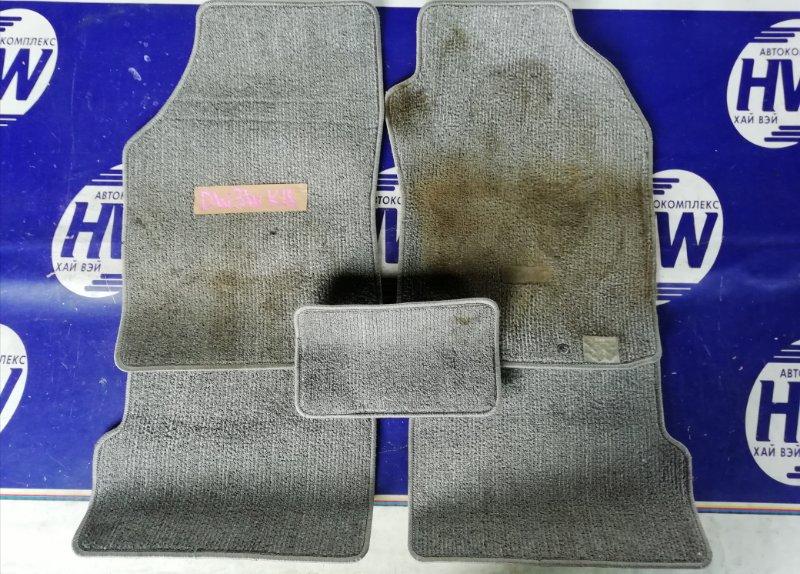 Коврики комплект Mazda Demio DW3W B3 2000 (б/у)
