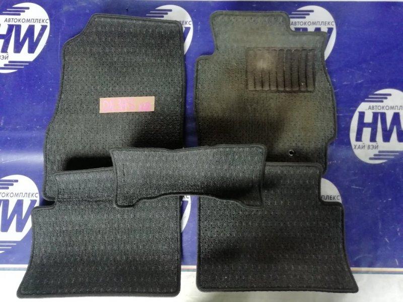 Коврики комплект Mazda Demio DE3FS ZJ (б/у)
