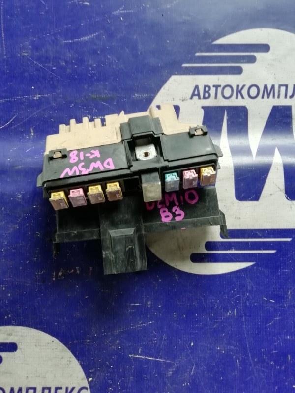 Блок предохранителей Mazda Demio DW3W B3 2000 (б/у)